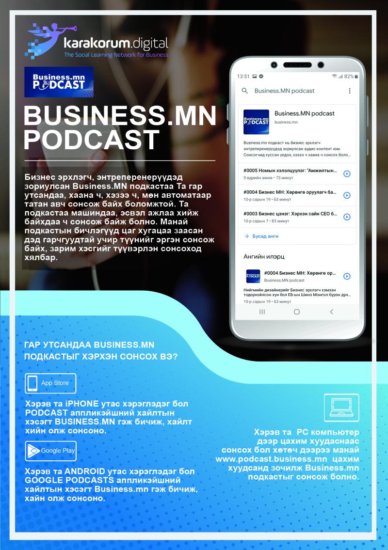 Podcast broshure 1